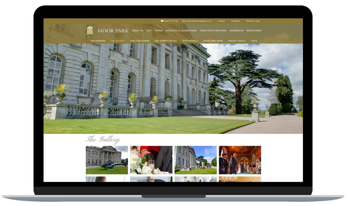 moor-park-web-design