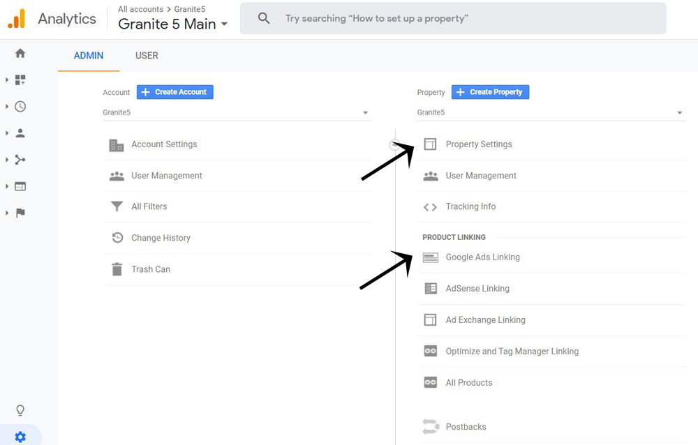 Link-Google-Analytics-and-Search-Console