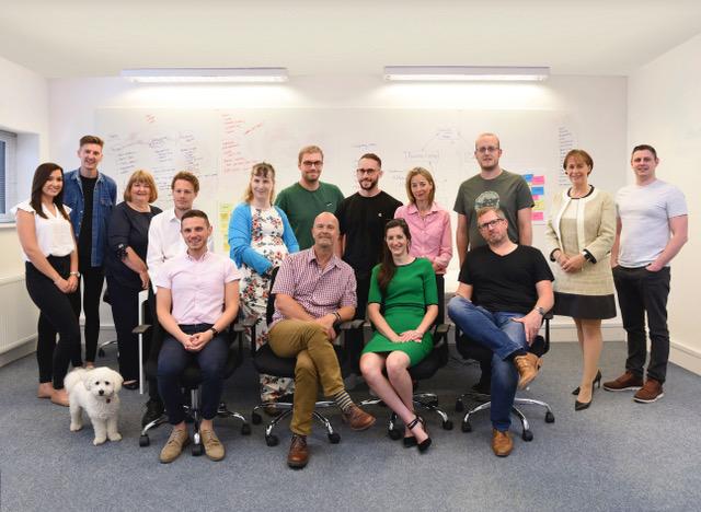 Granite 5 digital agency team
