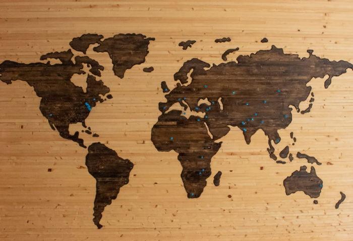 Global network - what is CDN