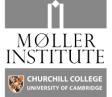 Moller Institute logo