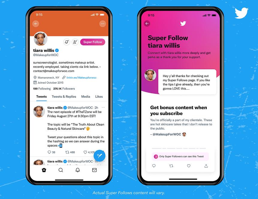 twitter digital update