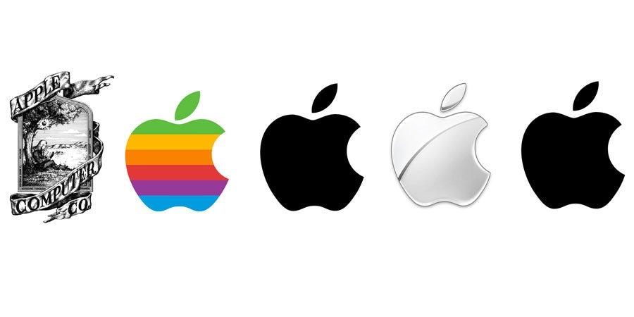 Apple brand continuous improvements