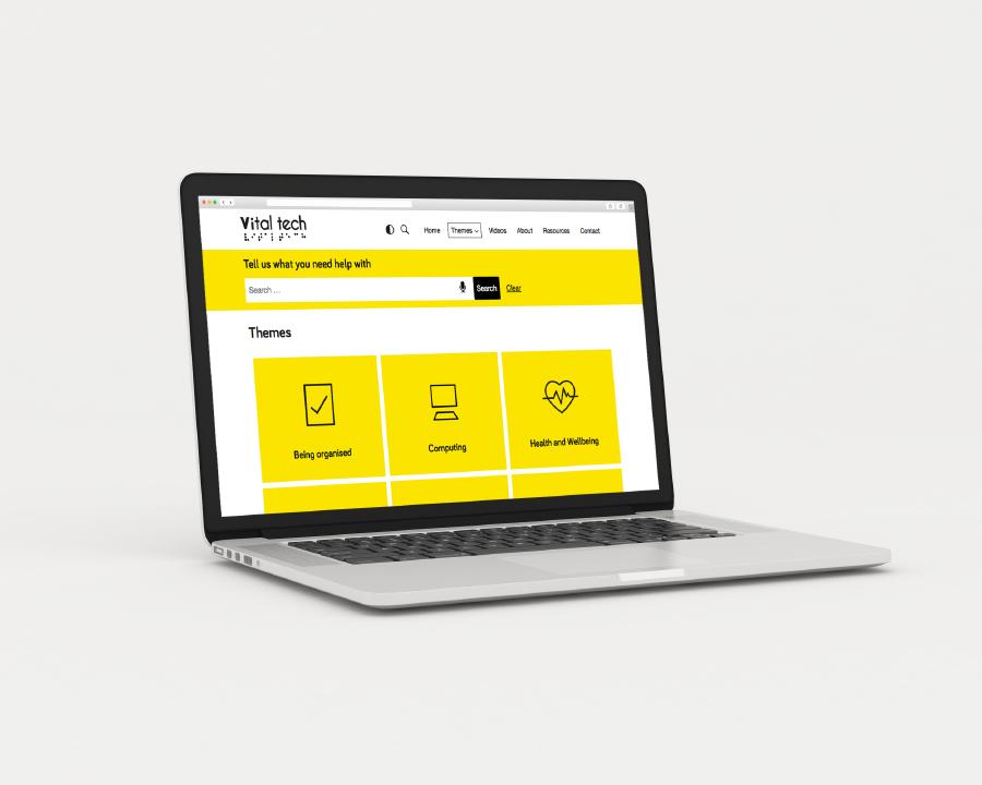 Amazon Polly website - vitaltech.org.uk